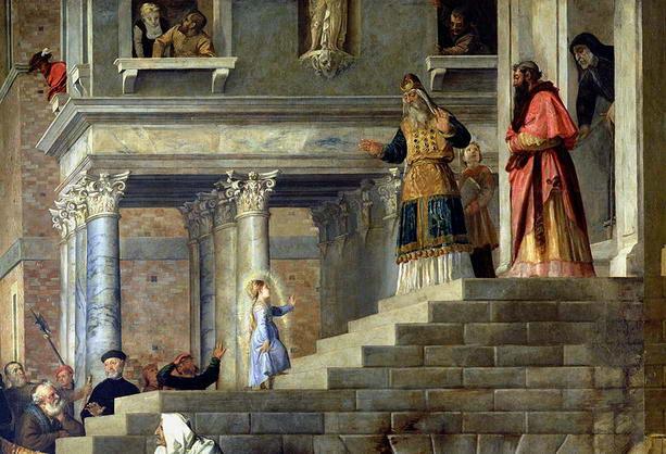 Введение в храм Пресвятой Богородицы