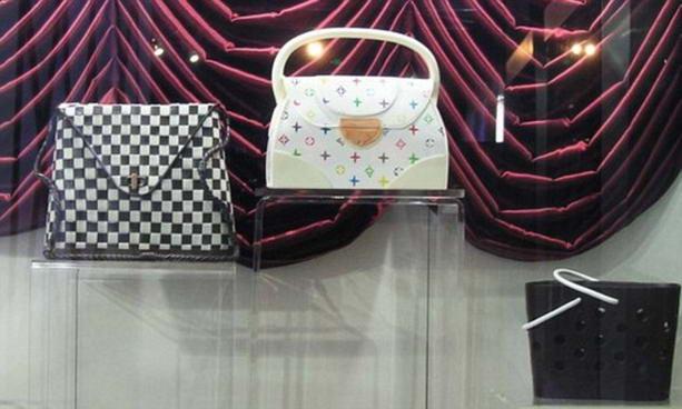 сумки Louis Vuitton из шоколада