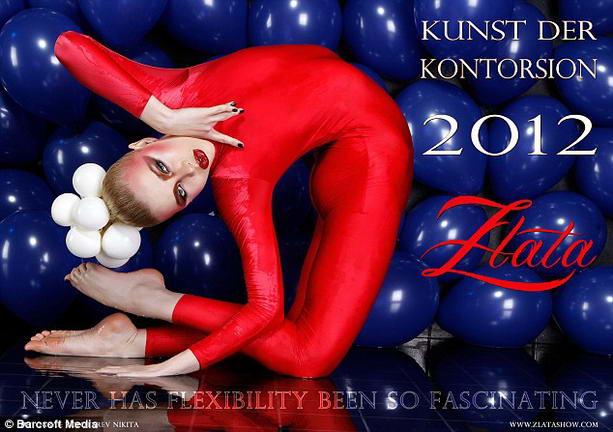 календарь на 2012 год Злата