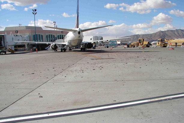 Механик и Боинг 737
