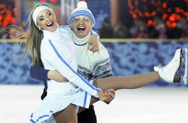 Татьяна Навка Марат Башаров