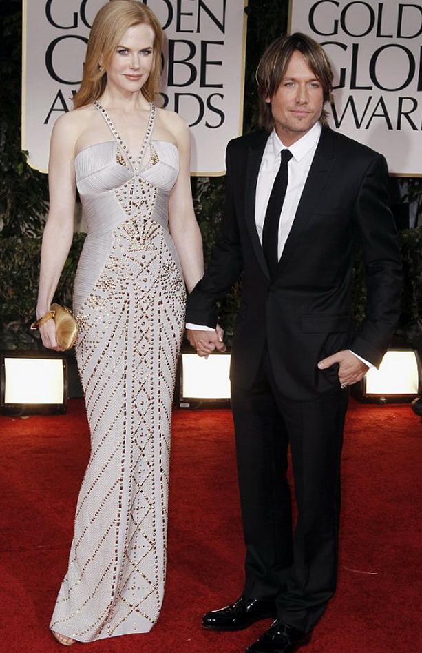 Платья звезд голливуда 2012