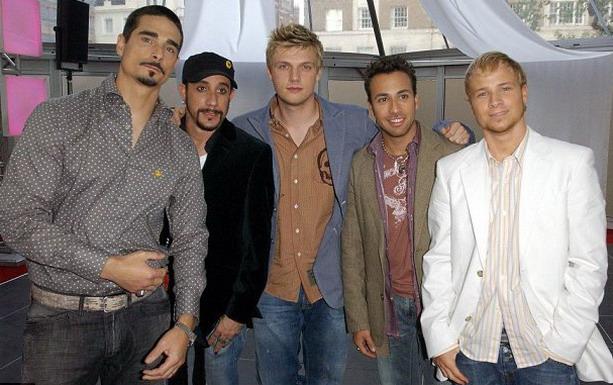 Ник Картер Backstreet Boys