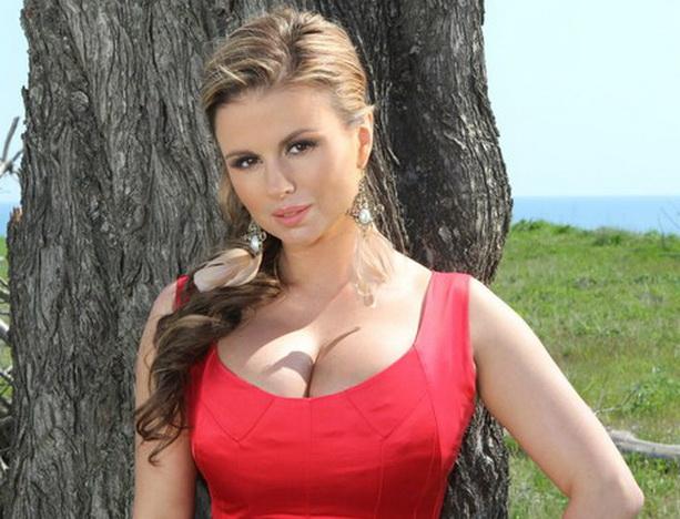 Анна Семенович интимные фотографии «ВКонтакте»