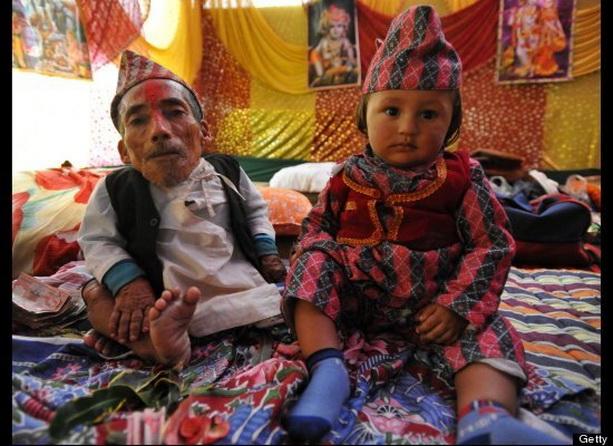 Непалец Чандра Бахадур Данги