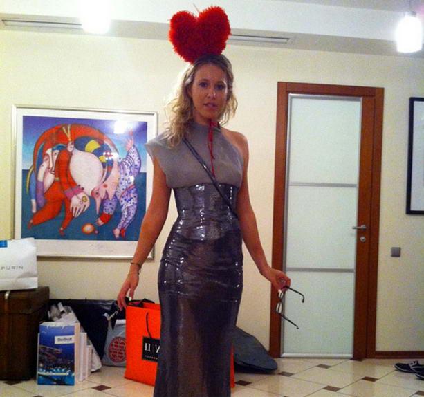 Ксения Собчак держит в страхе своих стилистов
