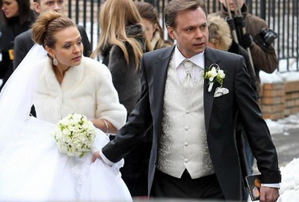 Владимир Левкин женился в четвертый раз