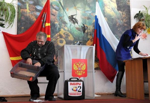 президентские выборы в России