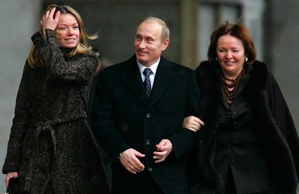 Дочь Владимира Путина Екатерина