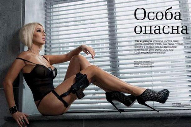 Лера Кудрявцева для Playboy