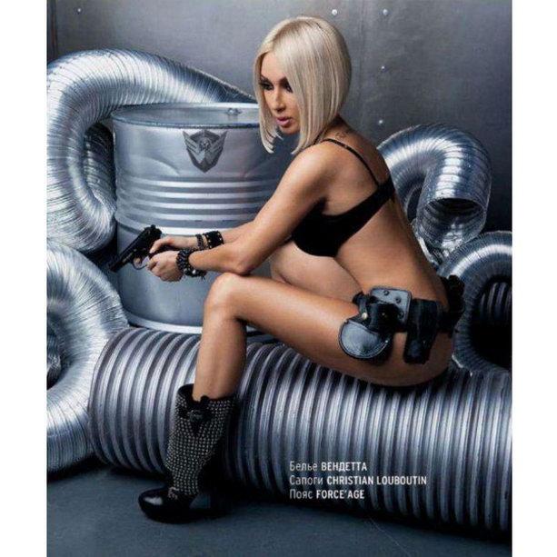 Кудрявцева Playboy