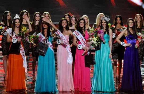 Мисс-Украина-2012