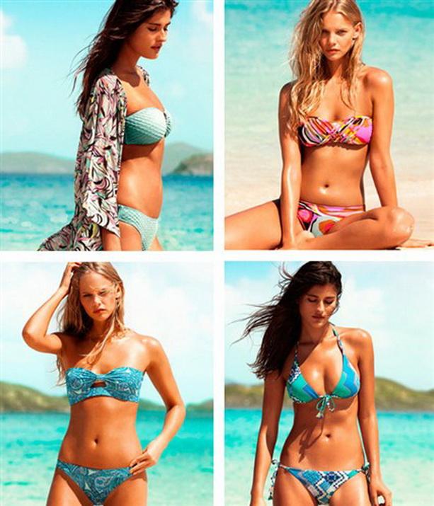 купальники H&M