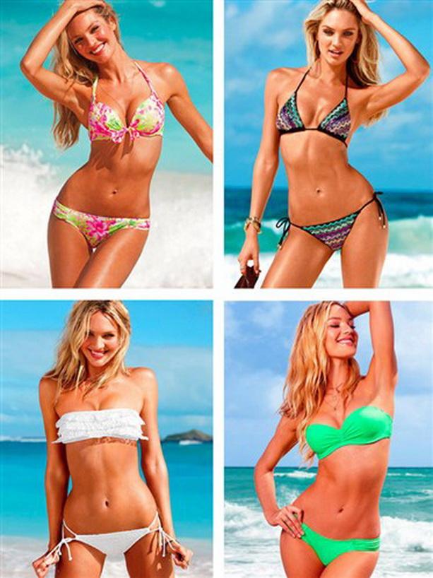 купальники Victoria's Secret