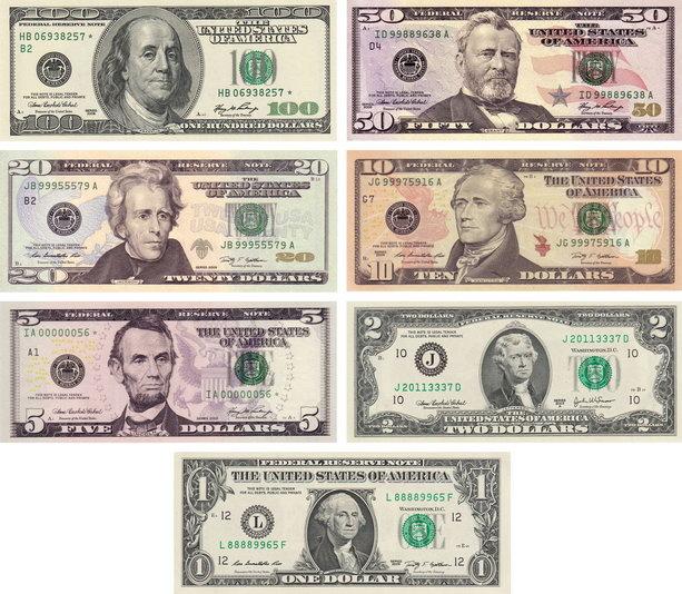 Черный курс доллара