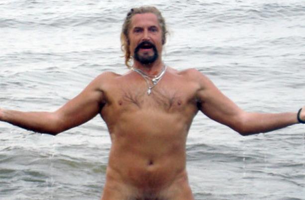 Никита Джигурда голый