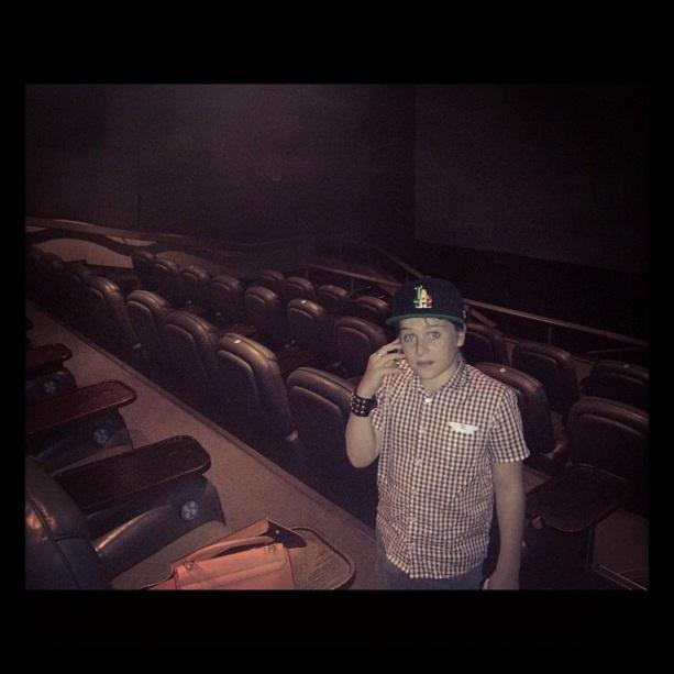 Тина Канделаки в кино
