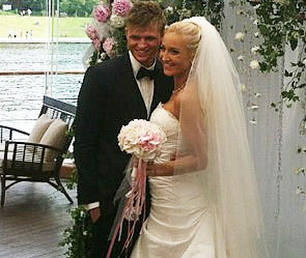 Фотографии со свадьбы Ольги Бузовой и Дмитрия Тарасова всплыли в Интернете