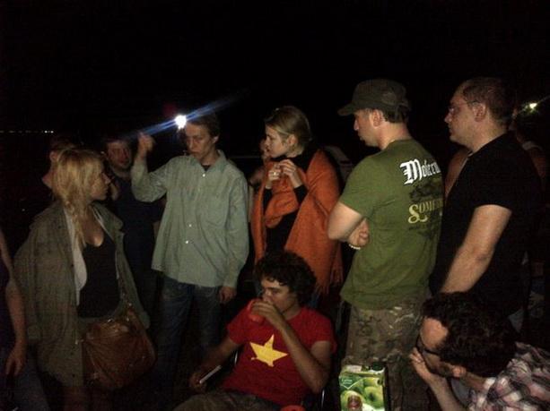 Наталья Водянова волонтеры