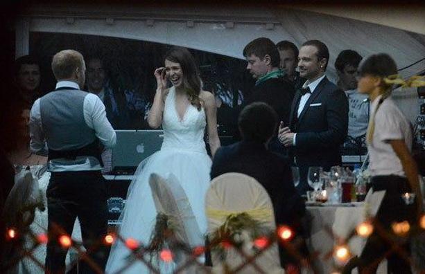 свадьба Дитковските Чадов