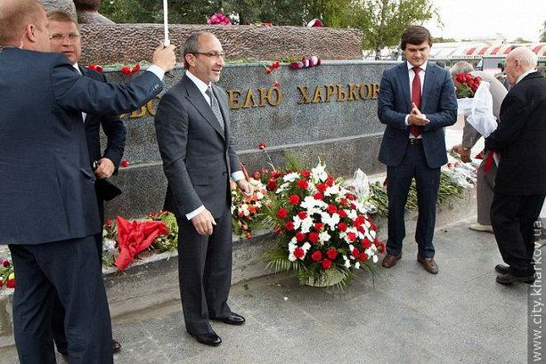 Харьков памятник Воину-освободителю