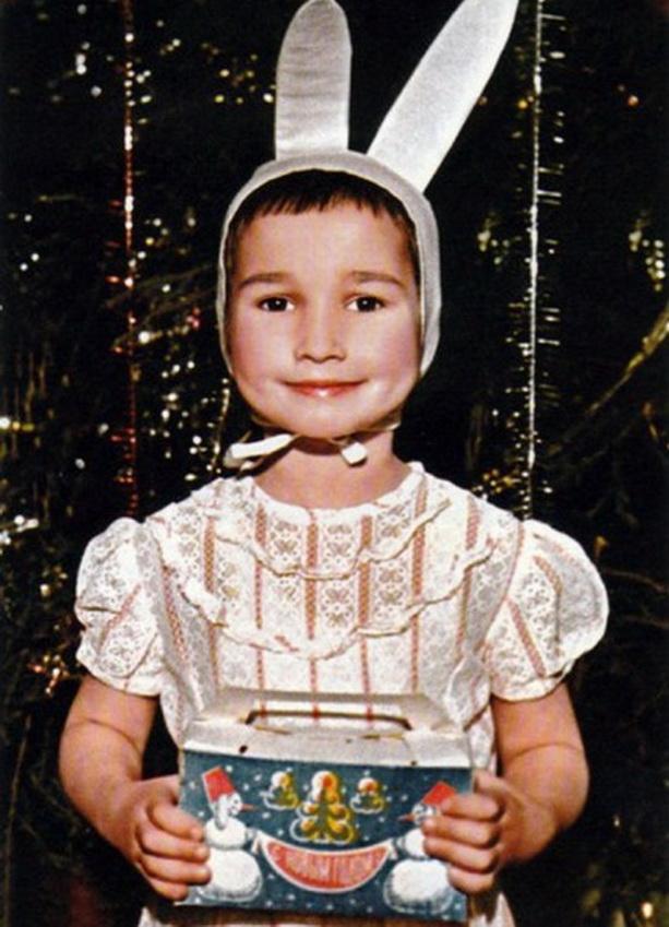 Анфиса Чехова детское фото