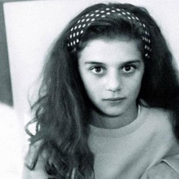 Анна Седокова в школе