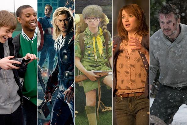 Лучшие фильмы и новинки кино 2012