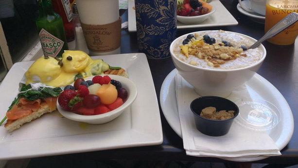 Завтрак Лазарева