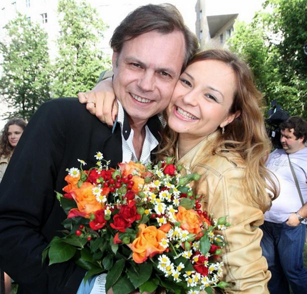 Владимир Левкин жена Марина