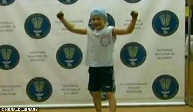 Андрей Косташ из Киева рекорд