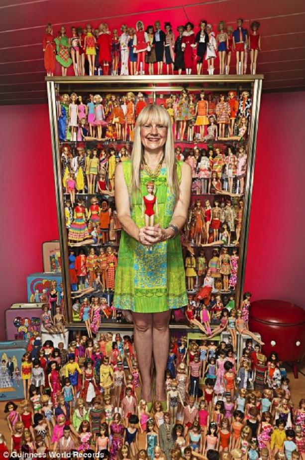Крупнейшая коллекция Барби