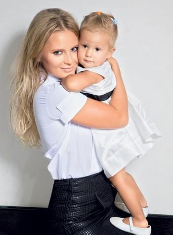 Дана Борисова дети
