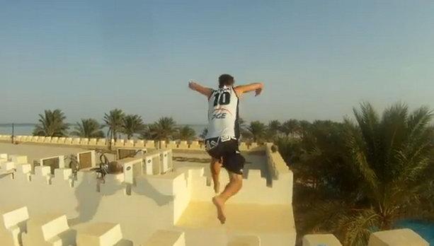 Египетский паркур