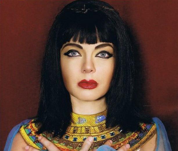 Наташа Королева клеопатра