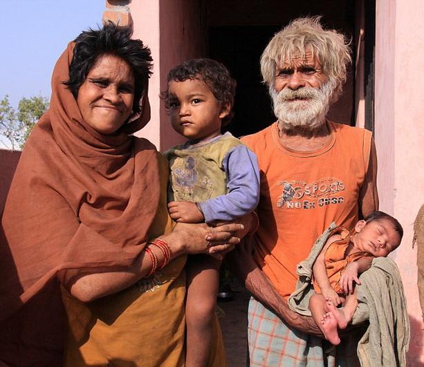 Рамаджит Рагхав самый старый отец в мире