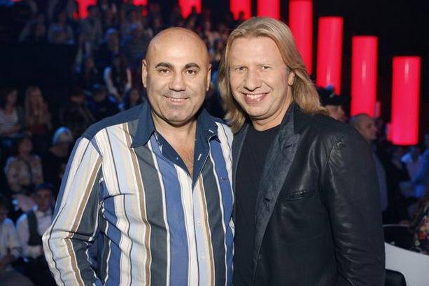Иосиф Пригожин и Виктор Дробыш