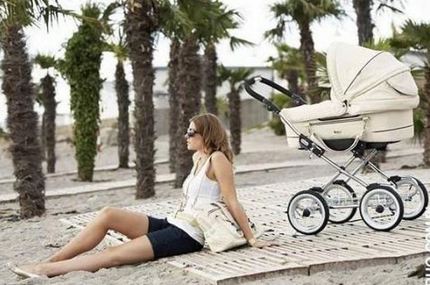 коляска Emmaljunga Mondial