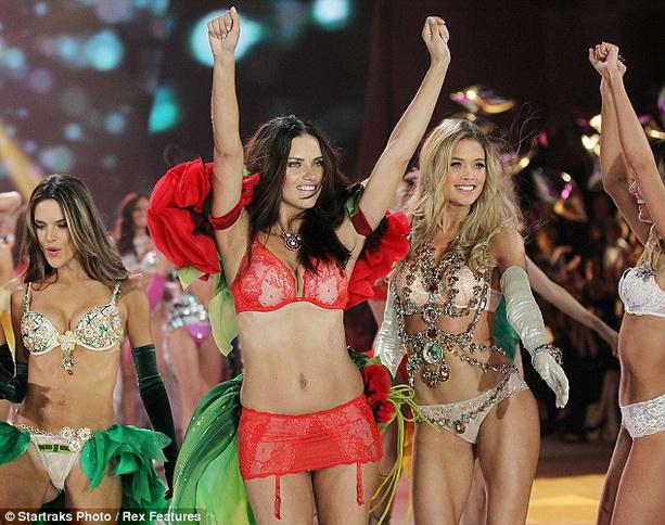 Адриана Лима Victoria Secret's
