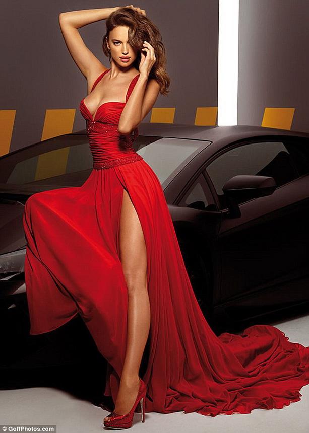 красное свадебное платье » BestDress - cайт