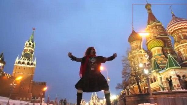 Никита Джигурда танцует Gangnam Style
