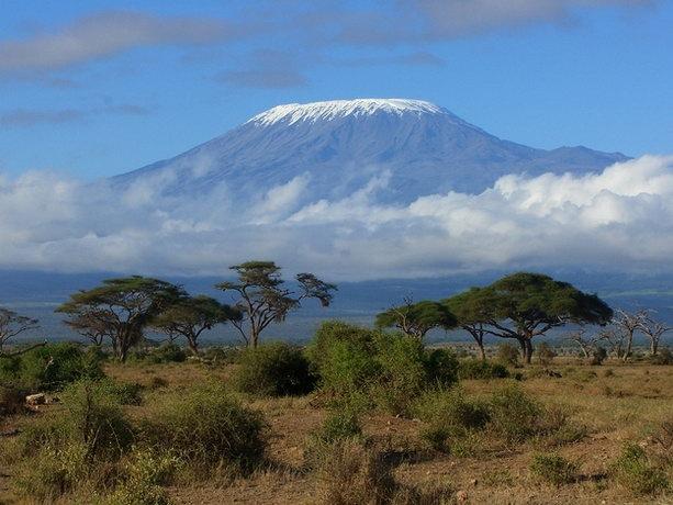 Горы Килиманджаро