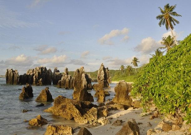 Страна Науру