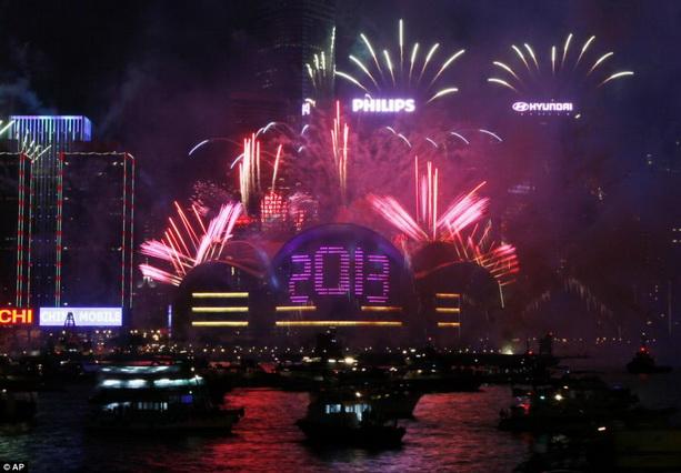 Гонконг новый год
