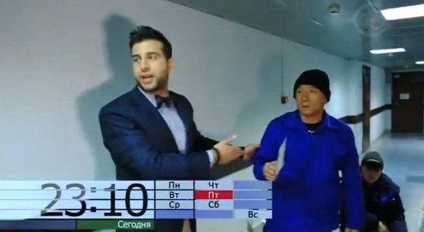 Иван Ургант и Джеки Чан