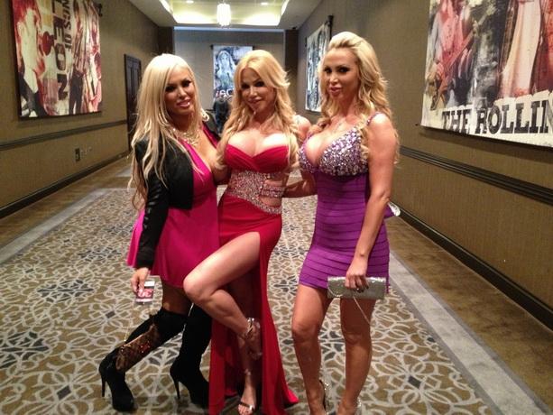 церемония порнонаград AVN awards
