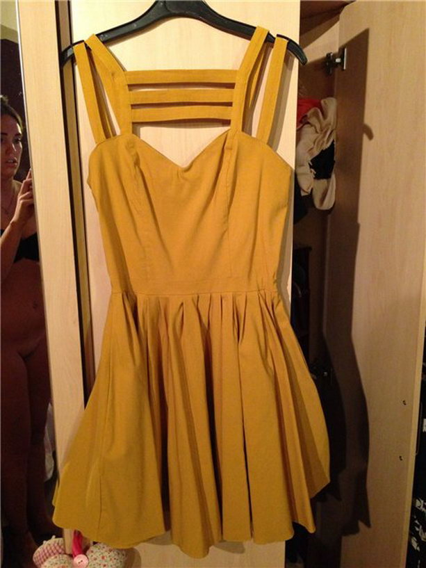 Голая блондинка на eBay