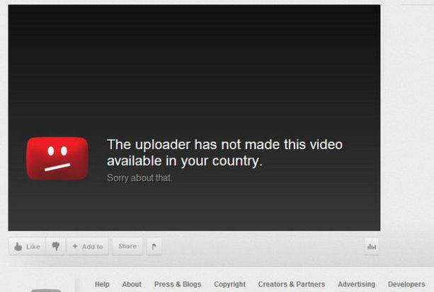 YouTube бесит