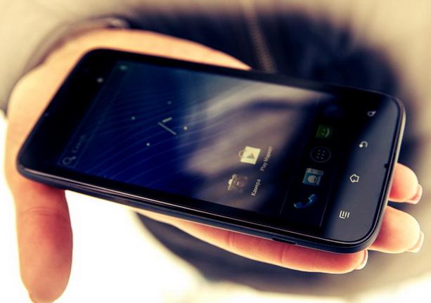 Смартфон-«взрыв»
