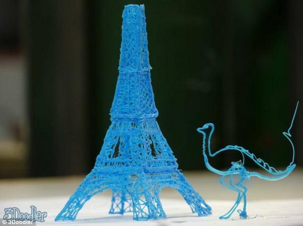 Ручка 3Doodler